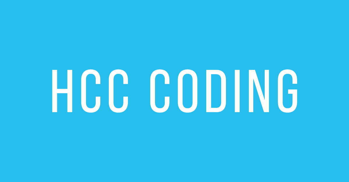 What is HCC Coding?